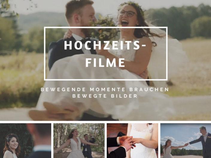 Hochzeits-Filme