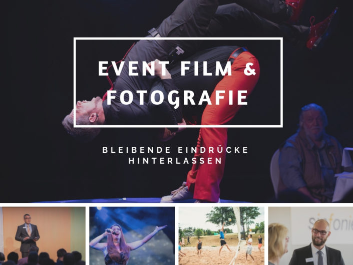 Event Fotografie & Film