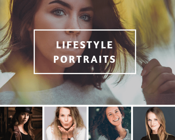 Lifestyle Portraits